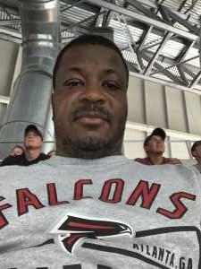 DiAndre attended Atlanta Falcons vs. New York Jets - NFL Preseason on Aug 15th 2019 via VetTix