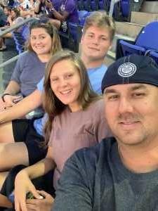 Scott attended Baltimore Ravens vs. Jacksonville Jaguars - NFL on Aug 8th 2019 via VetTix