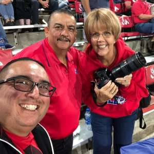 Robert attended Fresno State Bulldogs vs. Nevada - NCAA Football on Nov 23rd 2019 via VetTix