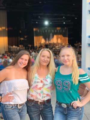 Jamie attended Brad Paisley Tour 2019 - Country on Aug 15th 2019 via VetTix