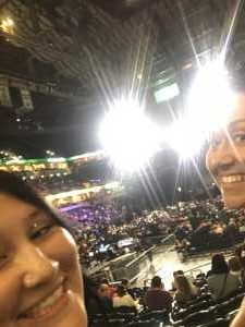 Boyd Family attended John Mayer - Pop on Aug 12th 2019 via VetTix
