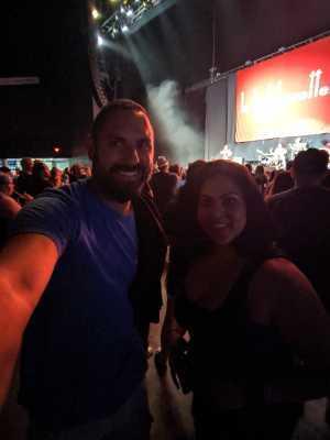 John attended Social Distortion & Flogging Molly: Summer Tour 2019 - Alternative Rock on Aug 13th 2019 via VetTix