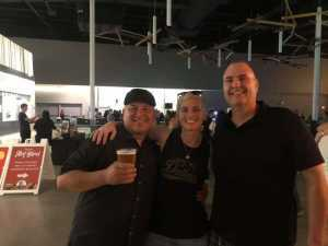 Christopher attended Social Distortion & Flogging Molly: Summer Tour 2019 - Alternative Rock on Aug 13th 2019 via VetTix