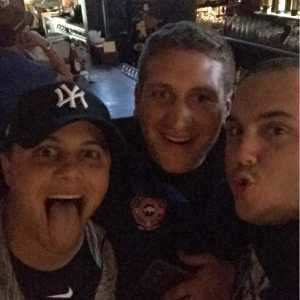 Derek attended Bryan Adams & Billy Idol - Pop on Aug 9th 2019 via VetTix