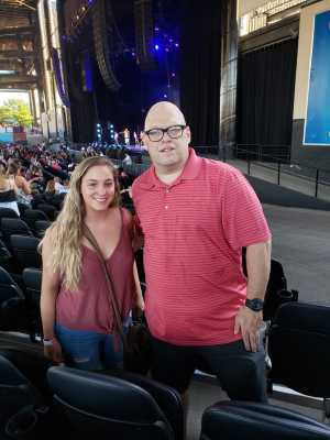 Brett attended Nelly, Tlc, and Flo Rida - French Rap on Aug 18th 2019 via VetTix