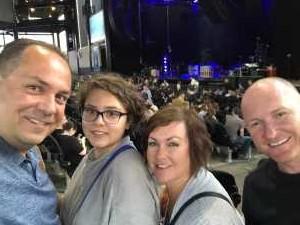 Johnie attended The Smashing Pumpkins & Noel Gallagher's High Flying Birds - Alternative Rock on Aug 15th 2019 via VetTix