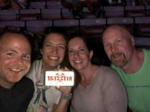 Anthony attended Jimmy Buffett - Pop on Aug 8th 2019 via VetTix