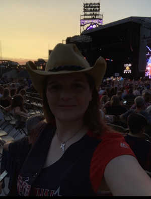 Cassie attended Zac Brown Band: the Owl Tour - Country on Aug 9th 2019 via VetTix