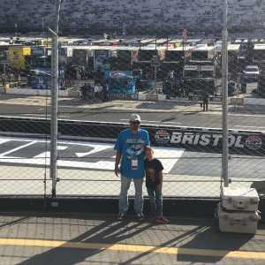 Craig attended Bass Pro Shops NRA Night Race - Auto Racing on Aug 17th 2019 via VetTix