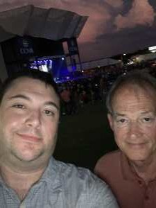 Adam attended Ted Nugent: the Music Made Me Do It Again - Pop on Aug 17th 2019 via VetTix
