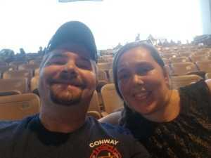 Nick attended Dierks Bentley: Burning Man 2019 - Country on Aug 15th 2019 via VetTix