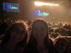 Charles attended Pentatonix: the World Tour With Special Guest Rachel Platten - Pop on Aug 11th 2019 via VetTix