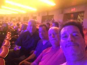 leo attended John Fogerty: My 50 Year Trip - Pop on Aug 15th 2019 via VetTix