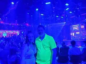 Mark attended Opium - Sunday 10pm - 18+ on Aug 11th 2019 via VetTix