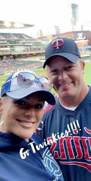 Nikol attended Minnesota Twins vs. Washington Nationals - MLB on Sep 10th 2019 via VetTix
