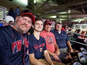 Jeff attended Minnesota Twins vs. Washington Nationals - MLB on Sep 10th 2019 via VetTix