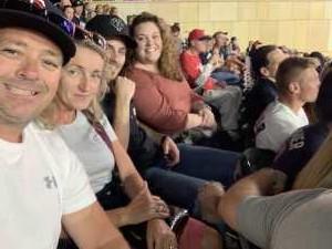 Mike attended Minnesota Twins vs. Washington Nationals - MLB on Sep 10th 2019 via VetTix