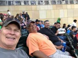Dave attended Minnesota Twins vs. Washington Nationals - MLB on Sep 10th 2019 via VetTix