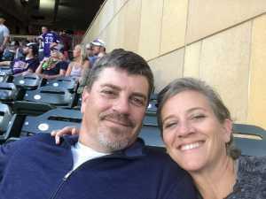 Firefighter James attended Minnesota Twins vs. Washington Nationals - MLB on Sep 10th 2019 via VetTix