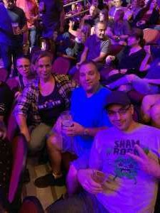 Robert attended Kiss: End of the Road World Tour - Pop on Aug 14th 2019 via VetTix