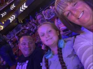 Anthony attended Kiss: End of the Road World Tour - Pop on Aug 14th 2019 via VetTix