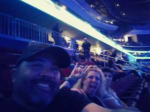 Todd attended Kiss: End of the Road World Tour - Pop on Aug 14th 2019 via VetTix
