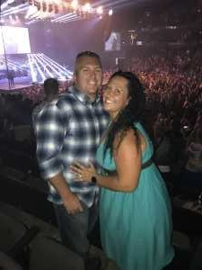 Justin attended Toby Keith: That's Country Bro! Tour - Country on Aug 16th 2019 via VetTix