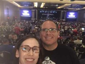 Joe attended Great White & Slaughter on Sep 6th 2019 via VetTix