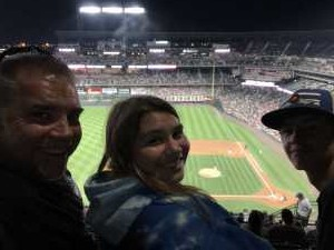 Bruce attended Colorado Rockies vs. St. Louis Cardinals - MLB on Sep 10th 2019 via VetTix