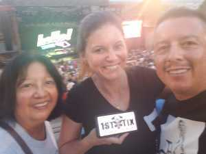 jeremy attended Lionel Richie - Tonight! on Aug 14th 2019 via VetTix