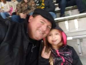 Dale attended Baylor Bears vs. West Virginia - NCAA Football on Oct 31st 2019 via VetTix
