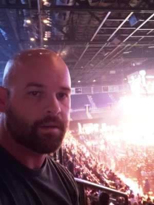 Jeff attended 2019 Pfl Playoffs - Live Mixed Martial Arts - Presented by Professional Fighters League on Oct 11th 2019 via VetTix