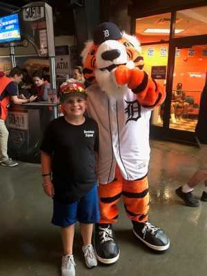 Lee attended Detroit Tigers vs. New York Yankees - MLB on Sep 10th 2019 via VetTix