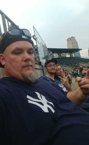 Randy attended Detroit Tigers vs. New York Yankees - MLB on Sep 10th 2019 via VetTix