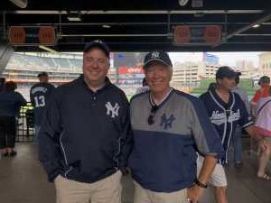 Rob attended Detroit Tigers vs. New York Yankees - MLB on Sep 12th 2019 via VetTix