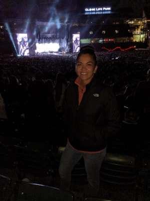 Margarita attended Jason Aldean: Ride All Night Tour 2019 - Country on Oct 11th 2019 via VetTix
