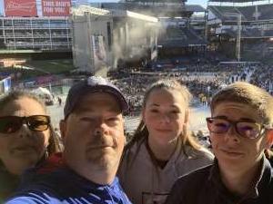 Steven attended Jason Aldean: Ride All Night Tour 2019 - Country on Oct 11th 2019 via VetTix