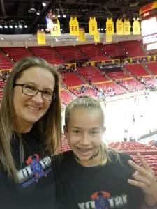 Lindsy  attended Arizona State University Sun Devils vs. USC Trojans - NCAA Women's Volleyball - Honor Row on Nov 27th 2019 via VetTix