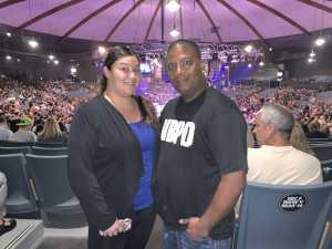 Abul attended Daughtry With Special Guest Augustana - Pop on Aug 25th 2019 via VetTix