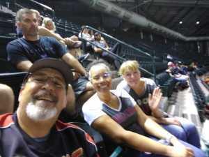 Howard attended Arizona Diamondbacks vs. Cincinnati Reds - MLB on Sep 13th 2019 via VetTix