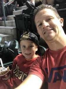 Ric attended Arizona Diamondbacks vs. Cincinnati Reds - MLB on Sep 13th 2019 via VetTix