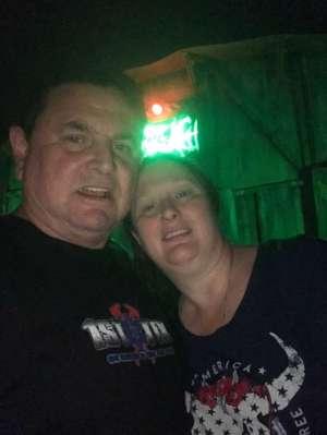 Mark attended Sanctum of Horror - Friday Only on Oct 4th 2019 via VetTix