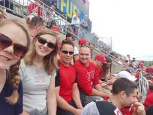 William attended Ohio State Buckeyes Football vs. Cincinnati Bearcats - NCAA Football on Sep 7th 2019 via VetTix