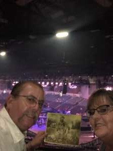 William attended Carrie Underwood - the Cry Pretty Tour on Sep 10th 2019 via VetTix