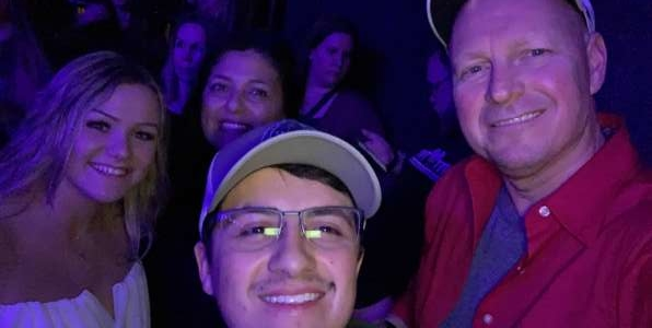 Todd attended Lauren Alaina With Filmore - 21+ General Admission on Jan 24th 2020 via VetTix
