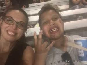 Jessica attended Arizona State Sun Devils vs. Sacramento State - NCAA Football on Sep 6th 2019 via VetTix