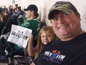 Dale attended Texas Stars vs. San Antonio Rampage - AHL on Sep 27th 2019 via VetTix
