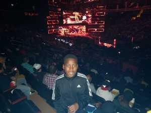 Jr attended WWE Smackdown Live on Sep 10th 2019 via VetTix