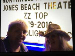 Theresa attended ZZ Top - 50th Anniversary Tour on Sep 19th 2019 via VetTix
