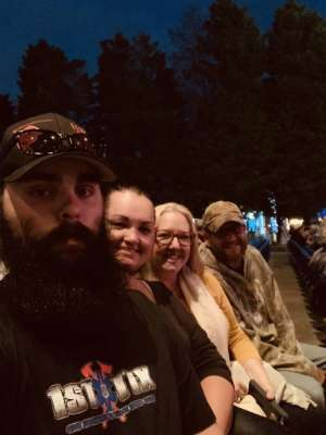 Andy attended ZZ Top - 50th Anniversary Tour on Oct 6th 2019 via VetTix